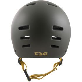 TSG Superlight Solid Color Helmet satin stone green
